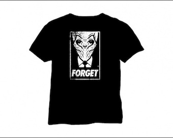 Doctor who SILENCE forget tee