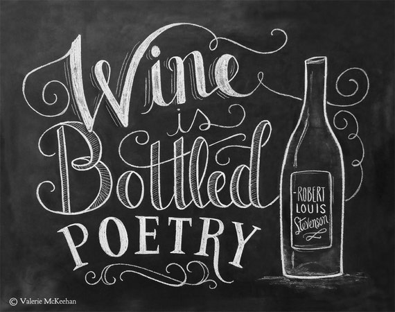 chalkboard for wine quotes quotesgram