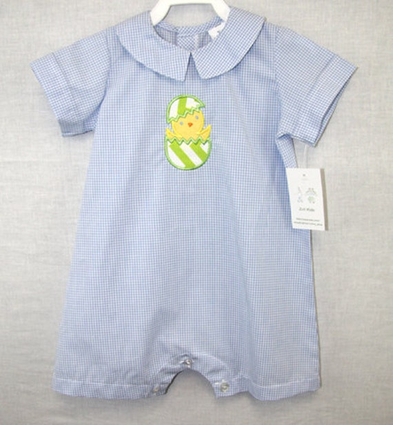 Easter Romper Outfit Newborn Easter Outfit Baby Easter