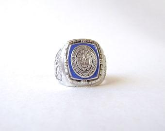 University Of Nebraska High School Class Ring