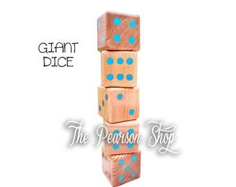 Giant Dice Set