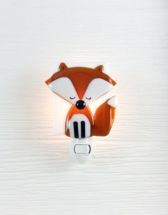 https://www.etsy.com/listing/151624392/nightlight-fox-closed-eyes-fused-glass