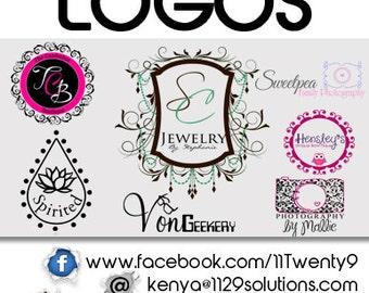 Custom Logo/Watermark