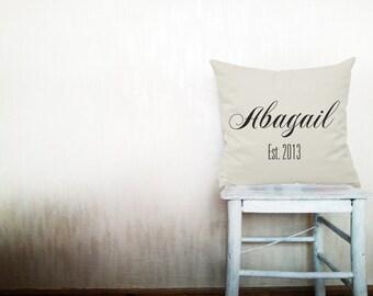 pillow monogrammed pillow monogram pillow decorative throw pillows cover throw pillow monogrammed pillow cover