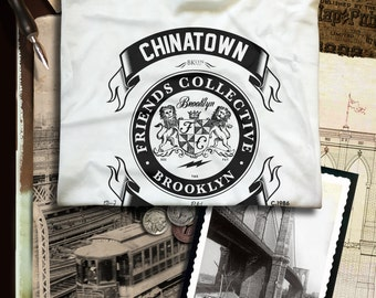 Chinatown Brooklyn N.Y.  T-shirt