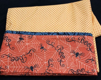 BOO! Halloween Pillowcase or Trick or Treat Bag