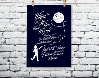 Customised Poster from It's A Wonderful Life