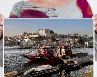 Porto, Portugal photography.Europe.Oporto Fine art photography.Home Decor.Portugal Photograph. Travel photography.Vila Nova de Gaia