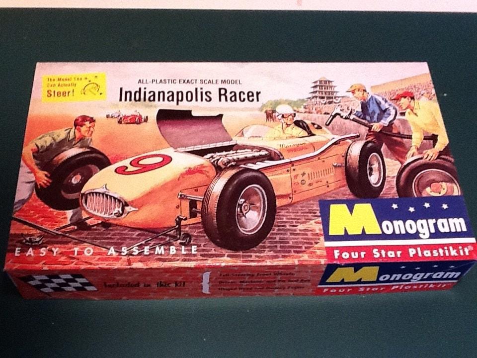 Plastic Model Race Car Kits
