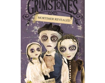 The Grimstones 2: Mortimer Revealed - illustrated novel for ages 8-13, Childrens books.
