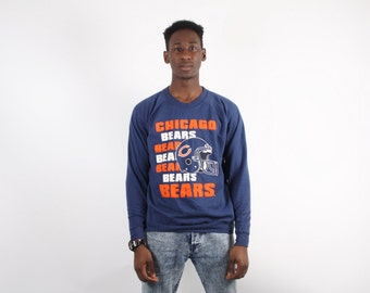 Chicago Bears Sweatshirts - NFL Football Sweatshirt - Chicago Bears  - 11581