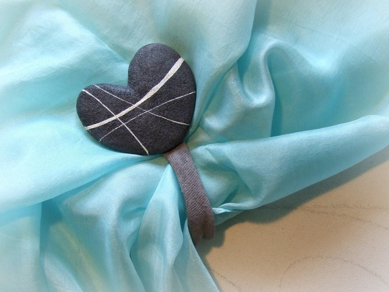 Magneti fermatende cuore di pietra Calamite per di Sognoametista