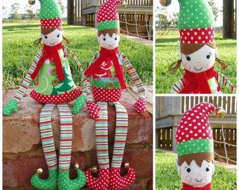 Santa's Little Helpers Pattern