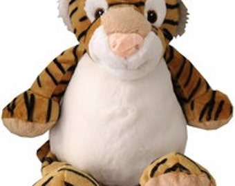 Personalized Stuffed Animal-Tiger