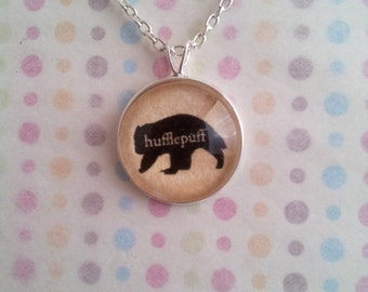 Harry Potter Hufflepuff Necklace
