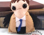Castiel - Supernatural plushie (made to order)