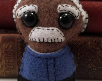 Derrial Book plushie