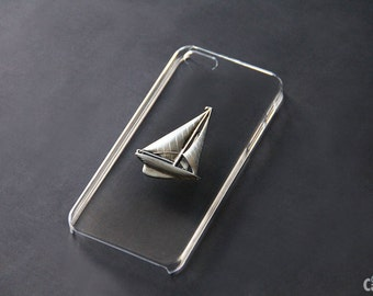 Nautical iPhone 5s Case Anchor iPhone Case Clear iPhone Case Transparent iPhone 5 Case iPhone 7 iPhone 7 Plus Case iPhone 6s iPhone 7 Case