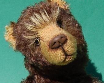 OOAK Artist Bear 'Fudge'