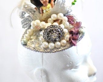 Baby Doll Fascinator