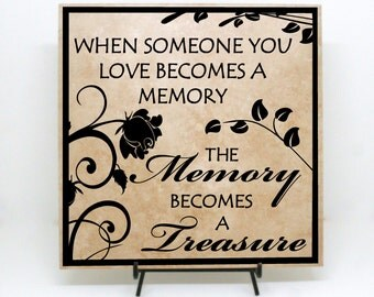 Popular Items For Remembrance Gift On Etsy