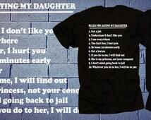 Regeln, die meine Tochterliste datieren