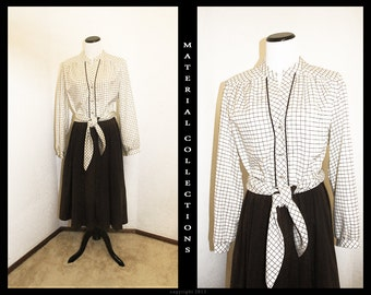 SALE: Vintage Discovery Fashions Plus Size Dress • Material Collections