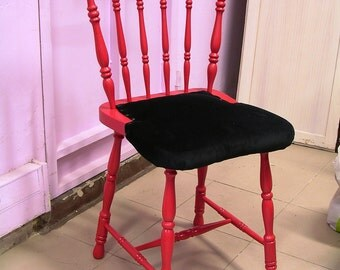 Restored Thonet chairs (2)