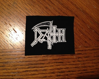 Death Small Patch