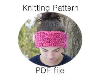 Knitting Patterns For Advanced Beginner : Popular items for headband tutorial on Etsy