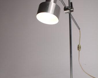 RAAK TABLE LAMP minimalist industrial vintage mid century Holland  1960 era
