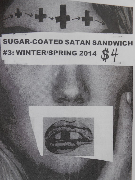 No. 3 Sugar-Coated Satan Sandwich - Double issue, jam-packed!