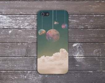 Hanging Planets Case for iPhone 6 6 Plus iPhone 7  Samsung Galaxy s8 edge s6 and Note 5  S8 Plus Phone Case, Google Pixel