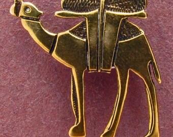 Camel Button - B907