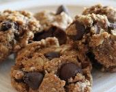 Milk Chocolate Chip Lactation Cookie Mix