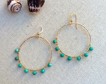 Ehukai Earrings