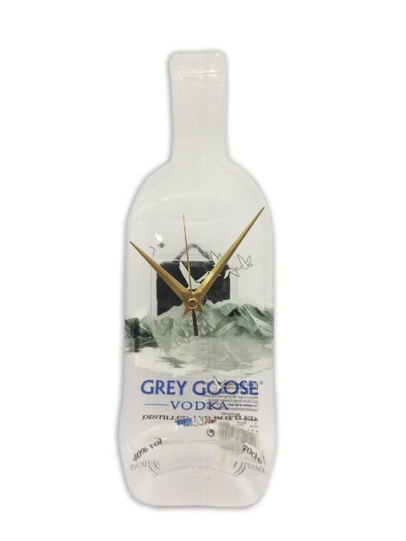 Grey Goose Vodka Real ... Grey Goose Bottle Label