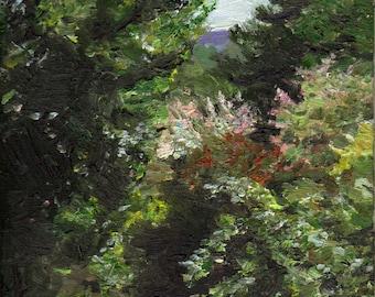Landscape at Montmartre