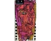 iPhone 6 Case, iPhone 6s case, Petunia - iPhone case, iPhone cover, iPhone 6s plus case, iPhone 5S case, case iPhone 6s, Galaxy S6 Case