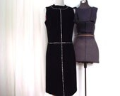 60s Party Wiggle Dress / ...