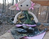 Rag doll  Calico Camo Cutie CUSTOM for adoption