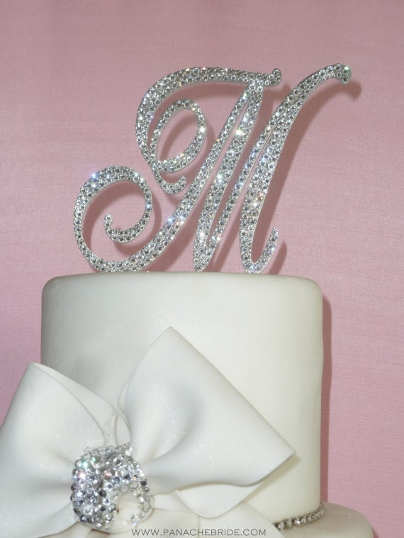 Items similar to As Seen on TLC s Four Weddings - Monogram ...