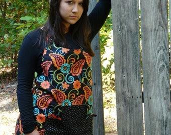 Autumn hostess gift aprons