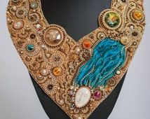 Midsummer Dreaming OOAK Necklace made for the Battle Of The Beadsmith 2014