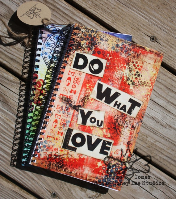 SALE: Spiral Notebook - Do What You Love