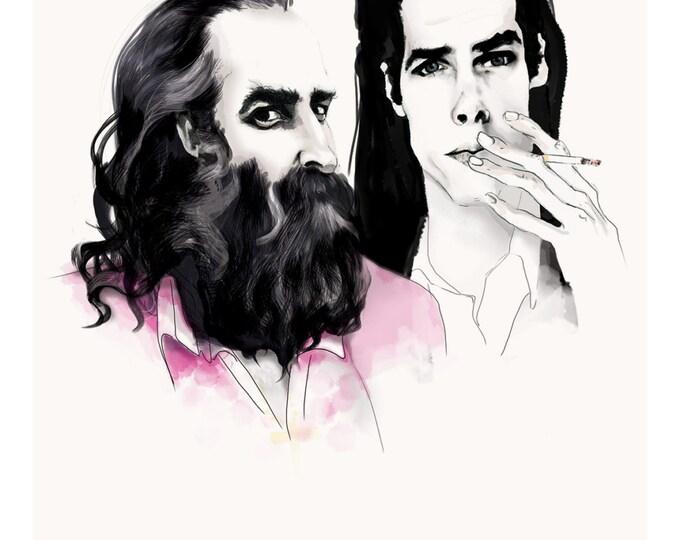 Nick Cave & Warren Ellis - 20,000 Days On Earth / Bad Seed