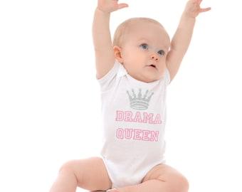 Baby onesie Drama Queen