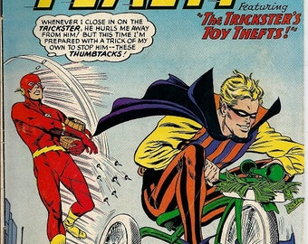 The Flash #152 (1965) Condition Very Good