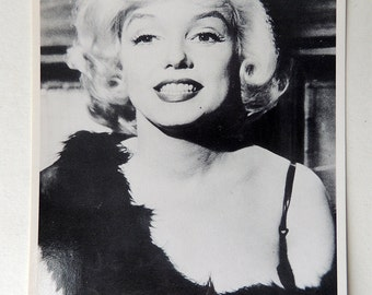 Marilyn Monroe Some Like it Hot Postcard