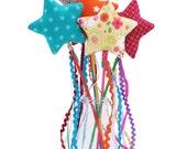 Magic Wand Star Shape, Fairy Wand, Unique Princess Wand for Girls